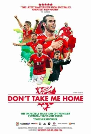 Dont Take Me Home (2017) English Brrip